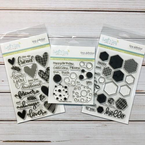 Shapes Stamp Set Bundle