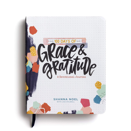 100 Days of Grace & Gratitude Devotional Journal