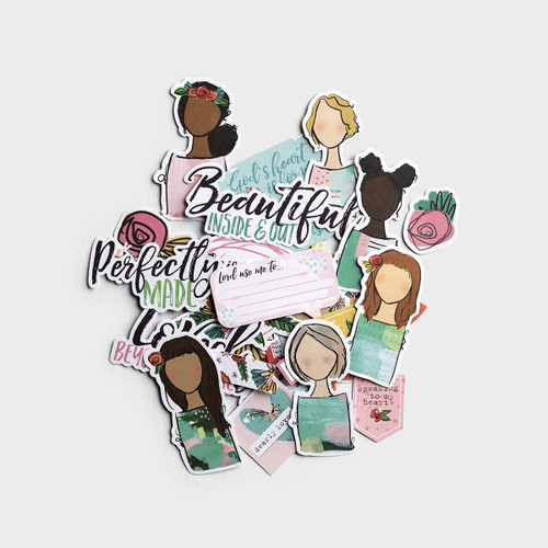 Illustrated Faith - Beloved Society Die Cuts