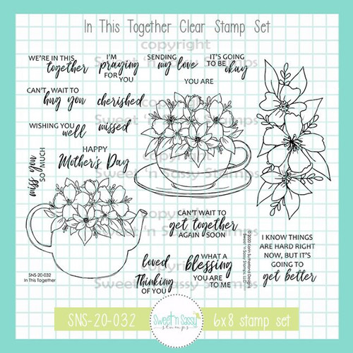 In This Together Clear Stamp Set