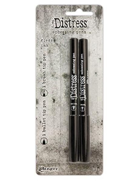 Tim Holtz Distress Embossing Pens: Set of 2