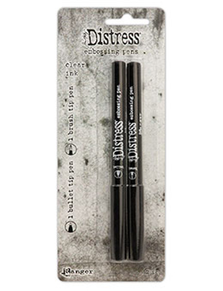 Tim Holtz Distress Embossing Pens: Set of 2
