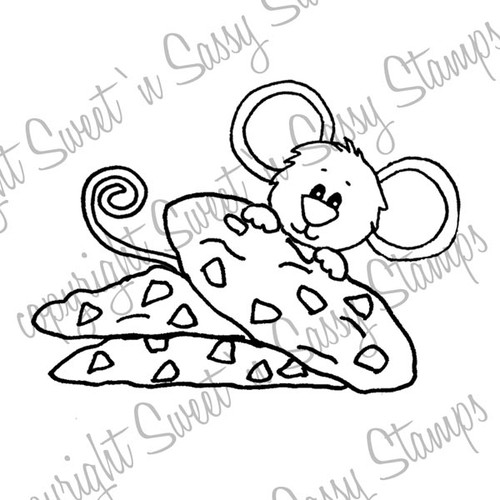 Cookies for Cocoa Digital Stamp