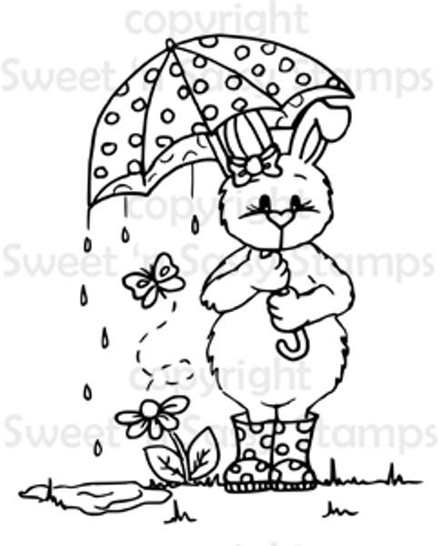Rainy Day Bethany Digital Stamp