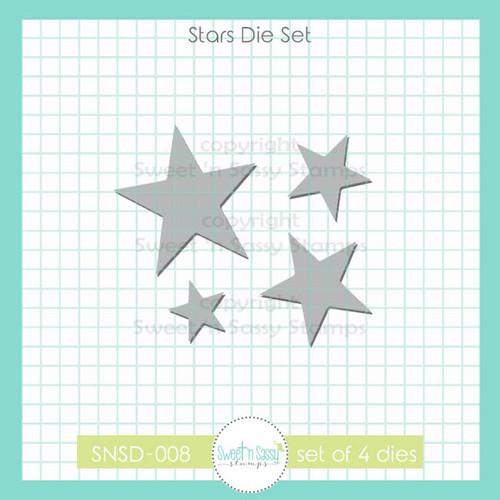 Stars Die Set