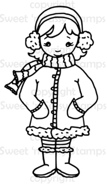 Bundled Ava Digital Stamp