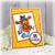 Happy Scarecrow Digital Stamp