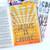 Creative Worship: Faith Wordfetti Clear Stamp Set