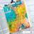 Creative Worship: Art Deco Alpha Clear Stamp Set