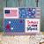 God Bless America Clear Stamp Set