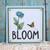 Flower Garden Clear Stamp Set