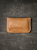 """Grant"" Vintage Natural Leather Wallet (THREE LEFT)"