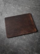 Bas and Lokes Leather Reversible Valet Mat