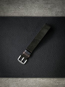 Racing Green Suede NATO Watch Strap