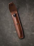 """""""Parkhill"""" Vintage Russet Leather Pen Case"""