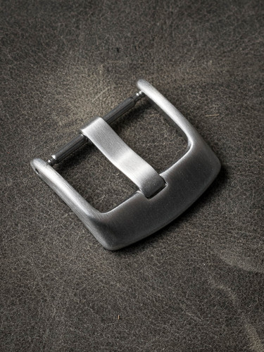 Brushed Thumbnail Buckle