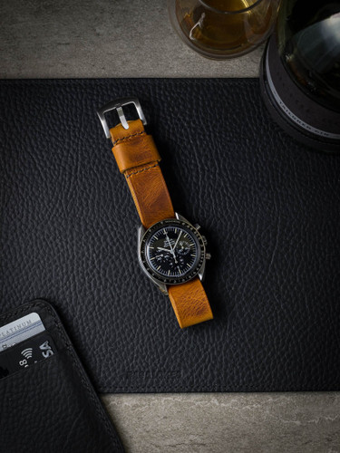 Tan nato watch strap