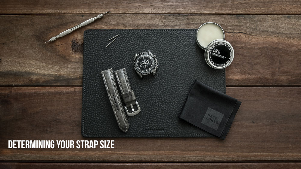 How To Determine Your Watch Strap Size