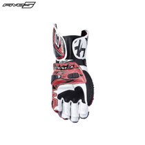 Five RFX1 Youth Gloves Attack Red