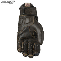 Five Kansas Adult Gloves Brown