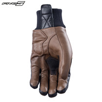 Five Classic Waterproof Adult Gloves Brown