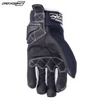 Five RS3 Adult Gloves Black/White