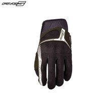 Five RS3 Youth Gloves Black/White