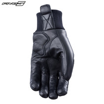 Five Classic Waterproof Adult Gloves Black