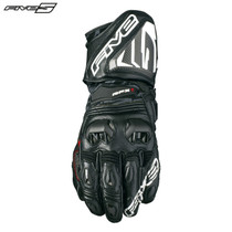 Five RFX1 Adult Gloves Black/Black