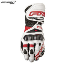 Five RFX2 Adult Gloves White/Red