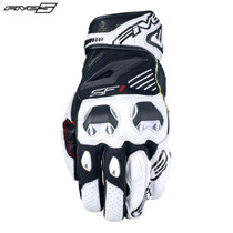Five SF1 Adult Gloves White/Black