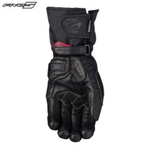 Five WFX Tech Waterproof Adult Gloves Black