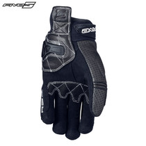 Five RS2 Adult Gloves Black/White