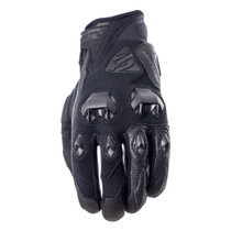 Five Stunt Evo Adult Gloves Black/Black