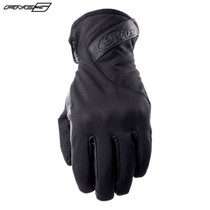 Five Milano Waterproof Womens Adult Gloves Black