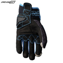 Five RS3 Replica Womens Adult Gloves Diamond Blue