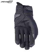 Five RS3 Womens Adult Gloves Black