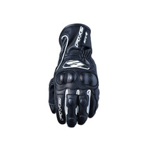 Five RFX4 Replica Adult Gloves Black/White