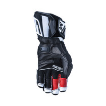 Five RFX2.20 Adult Gloves Black/White
