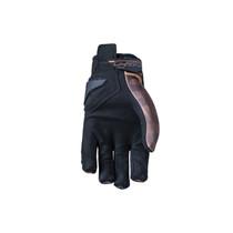Five Globe Replica Adult Gloves Igsignia Check Brown