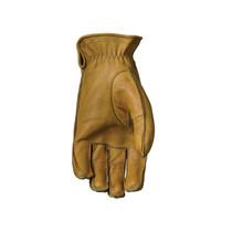 Five Iowa 66 Adult Gloves Brush Gold