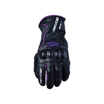 Five RFX4 Womens Adult Gloves Black/Purple