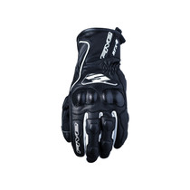 Five RFX4 Womens Adult Gloves Black/White