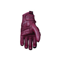 Five Kansas Womens Adult Gloves Burgundy