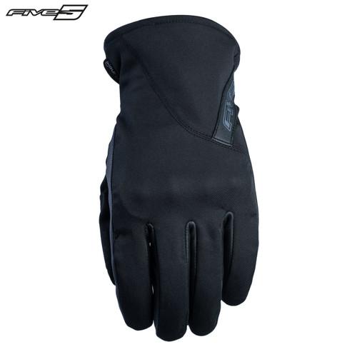 Five Milano Waterproof Adult Gloves Black