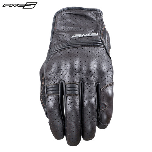 Five Sport City Adult Gloves Brown