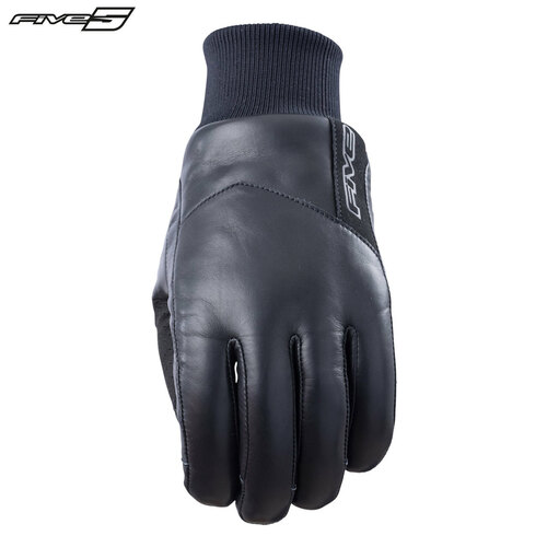 Five Classic Waterproof Adult Gloves Black