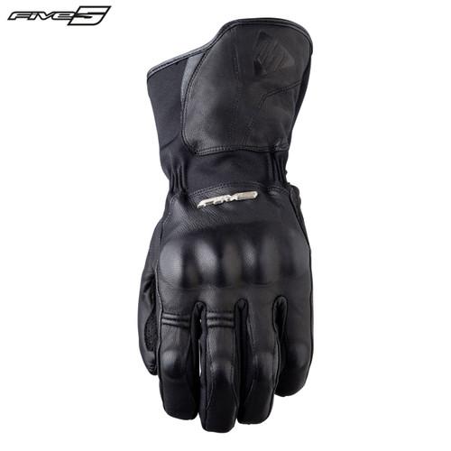 Five WFX Skin Waterproof Adult Gloves Black