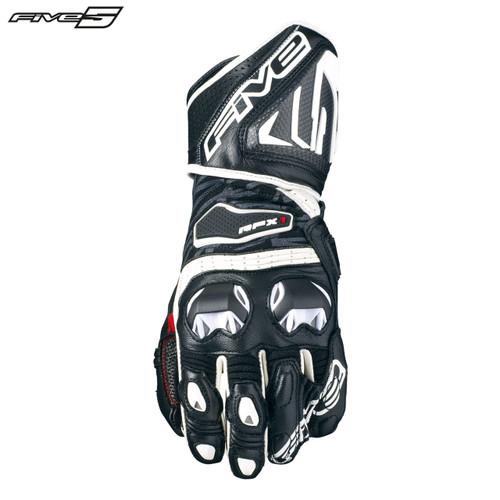 Five RFX1 Adult Gloves Black/White