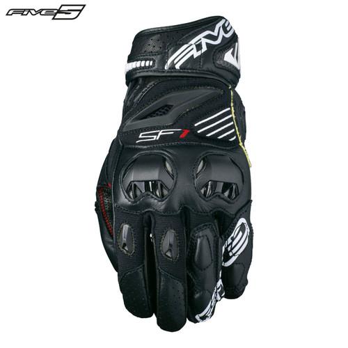 Five SF1 Adult Gloves Black/Black
